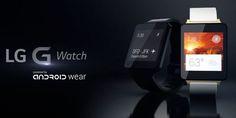 El nuevo G Watch de LG tendrá Android Wear - http://www.entuespacio.com/el-nuevo-g-watch-de-lg-tendra-android-wear/