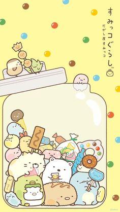 Wallpaper Iphone Cute Art Kawaii 41 Ideas For 2019 Kawaii Doodles, Cute Kawaii Drawings, Cute Doodles, Cute Wallpaper Backgrounds, Wallpaper Iphone Cute, Cute Cartoon Wallpapers, Diy Kawaii, Kawaii Art, Japanese Cartoon