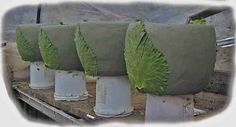 Concrete Sculpture ~ Earth Molding ~ Sand Molding ~ Decorative Concrete