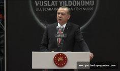 Erdoğan: Müslümanları, Müslüman kisvesi altındaki canilerle terbiye etme projesi işletiliyor