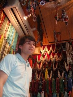 My favorite go-to jewelry guy in Grand Bazaar in Istanbul, Turkey.  wanderlust // travel // shopping