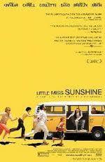 好きな映画にLittle MISS SUNSHINEが入ります。