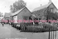 OX 41 - The School, Aston Rowant, Oxfordshire c1914 - 6x4 Photo