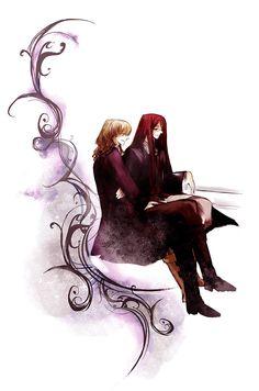 HPS - Albus Dumbledore x Gellert Grindelwald - Grindeldore