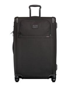 Alpha 2 Lightweight Black Medium-Trip Packing Case