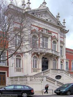 Mário Marzagão alfacinha: Palácio da Bemposta