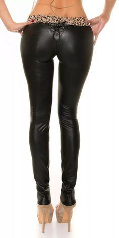 Dámské sexy kalhoty Leather Pants, Sexy, Fashion, Leather Jogger Pants, Moda, Fashion Styles, Fasion, Leather Leggings