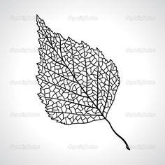 depositphotos_22630733-Black-macro-leaf-of-birch-tree-isolated..jpg (1024×1024)