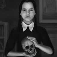 Wednesday Addams, Private Website, Margot Robbie, Memento Mori, Jared Leto, Insta Makeup, Makeup Junkie, Portrait, Harley Quinn