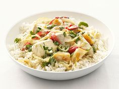 Thai Fish Curry Recipe : Food Network Kitchen : Food Network