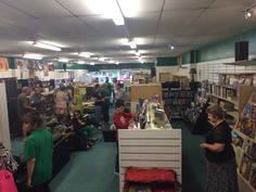 Atlantis Bookstore Preview Evening, Rotorua Atlantis