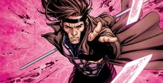 SCREEN RANT:  Gambit Spinoff Gets RoboCop Scribe; Based on Chris Claremont Treatment
