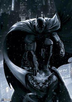 #Batman rising