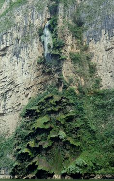 "Canon De Sumidero ""The Christmas Tree"" a National Park Located near Tuxtal,Chiapas, Mexico"