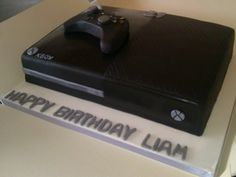 Xbox Cakefor Connor