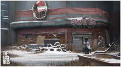 Swirls, John Sweeney on ArtStation at https://www.artstation.com/artwork/Y34b