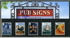 Postzegelblog (@Postzegelblog) | Twitter Pub Signs, May Flowers, Black Swan, Mail Art, Postage Stamps, Presentation, Design, Postcards, Coins