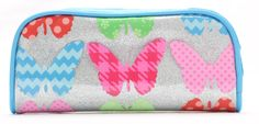 Studio C pencil pouch available at @walmart  stores nationwide! #backtoschool #butterfly #backtoschoolwithStudioC