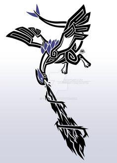 0a69ac40 Tribal Lugia - Aeroblast by Seoxys6 Lugia, Ash Ketchum, Social Community