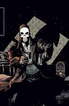 Punisher Noir (Marvel Noir)