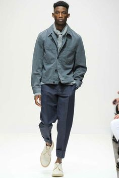 Margaret Howell | Spring 2015 Menswear Collection | Style.com London
