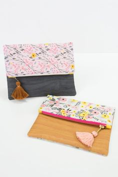 Sew a Stylish Fold-O