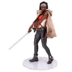 Walking Dead Michonne 18-Inch Statue Gentle Giant @ niftywarehouse.com #NiftyWarehouse #WalkingDead #Zombie #Zombies #TV
