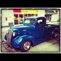 1937 Chevrolet truck I want one!