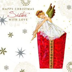 merrychristmastomysister | Merry Christmas to my Sister