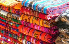 Argentinian textiles.