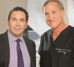 """Dr's Terry Dubrow and Paul Nassif's New Reality Show """"Botched"""" Debuts Tonight Read more at: http://www.allaboutthetea.com/2014/06/24/drs-terry-dubrow-and-dr-paul-nassif-new-reality-show-botched/"""