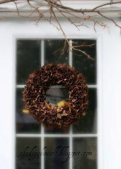 DIY Fall Festival and Easy DIY Fabric Wreath