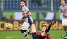 Alessandria slår også Genoa ud af pokalen!