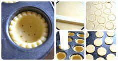 como-hacer-tartaletas-masa-quebrada Mini Foods, Cake Art, No Bake Cake, Food Art, Sweet Recipes, Catering, Bakery, Cheesecake, Dessert Recipes