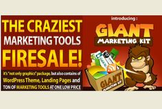 THE CRAZIEST MARKETING TOOLS FIRESALE! FOR JUST $5