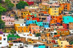 10 of the Most Colorful Cities in the World