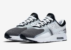 Nike Air Max Zero Oreo 876070-005 | SneakerNews.com