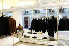 The Style Examiner: Wooyoungmi inaugurate Paris flagship store
