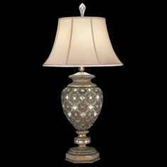 Fine Art Lamps A Midsummer Nights Dream 1 Light Table Lamp Victorian Table Lamps, Antique Table Lamps, Lighting Sale, Luxury Lighting, Pendant Lighting, Buffet Lamps, Midsummer Nights Dream, Table Lamp Sets, Bedroom Lamps