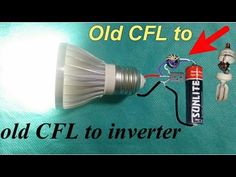 Hi friends in this video I'm going to show you How to make Inverter use old cfl bulb you can make it easily at your home. Please see our popular videos. Diy Electronics, Electronics Projects, Make A Mobile, Easy Youtube, Power Cars, Popular Videos, Arduino, Make It Simple, Bulb