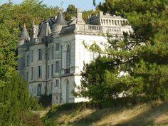 Château de la Mercerie . Poitou-Charentes