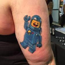 Image result for lego tattoos