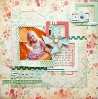 A Project by lillesmor from our Scrapbooking Gallery originally submitted 07/07/13 at 04:51 PM