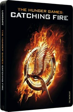 Movie Steelbooks - The Hunger Games: Catching Fire Steelbook