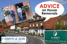 Helpful Tips & Advice On House Removals In Surrey - If you need to move house in Surrey and are unable to do it on your own, you should hire the services of a professional house removal company.