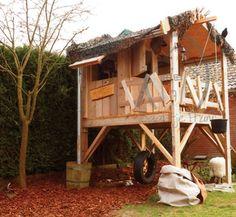 Tuinhuis Boomhut INCL. bezorging & montage