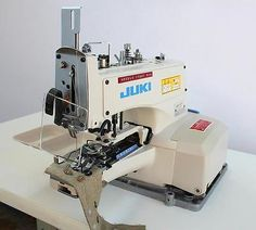 Juki Button Sewer Industrial MB-373