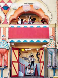 Circus Kids Party idea Donna Hay