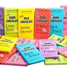 5 Chocolate Bar pack #SkelligsChocolate #DarkChocolate #Milkchocolate #handmadechocolate #chocolatebar