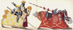 Middle Ages for Kids: Tournaments, Jousts, and the Code of Chivalry